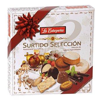 LA Estepeña surtido navidad caja 850 gr Caja 850 gr