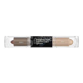 Max Factor Sombra de Ojos Smoky Eye Effect Eyeshadow bronze haze 1 ud