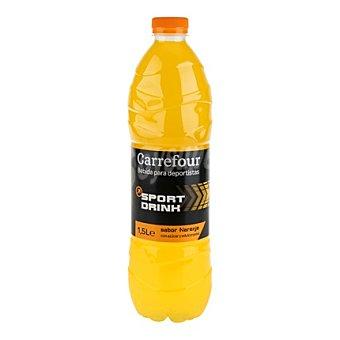 Carrefour Refresco isotónico de naranja 1,5 l