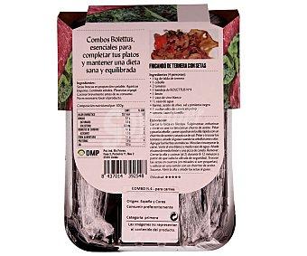 Setas para carnes 200 gramos