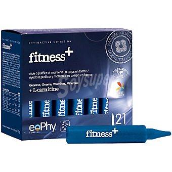 EOPHY Fitness + L-carnitina para mantenerte en forma 21 ampollas Estuche 315 g
