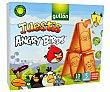 Galletas Tuestis Angry Birds 600 g Gullón
