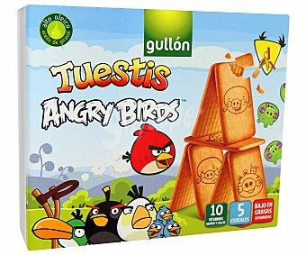 Gullón Galletas Tuestis Angry Birds 600 g