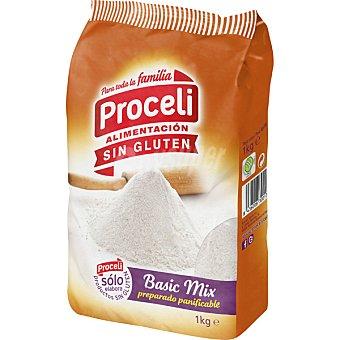 Proceli Preparado panificadora sin gluten Bolsa 1 kg