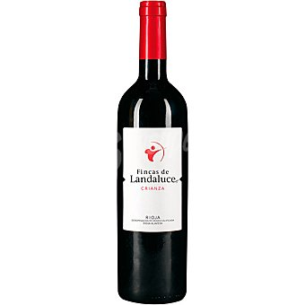 Fincas de Landaluce Vino tinto crianza D.O. Rioja Botella 75 cl