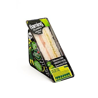 Ñaming Sandwich vegetal 130 g