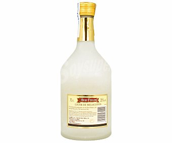 HIGHFIELDS Licor de Melocotón Botella 70 Centilitros