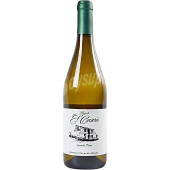 HACIENDA EL CASERIO Vino blanco garnacha blanca D.O. Navarra botella 75 cl botella 75 cl