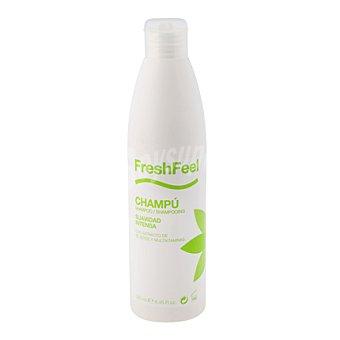 FreshFeel Champú con extracto de té verde y multivitaminas 250 ml