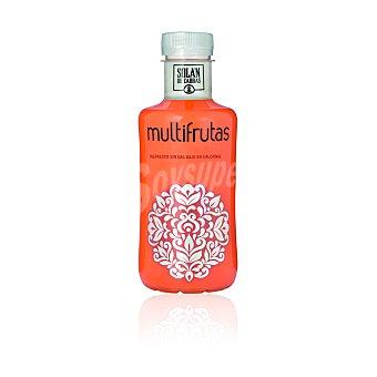 Bisolán Refresco multifrutas sin gas bajo en calorías Botella 1 l