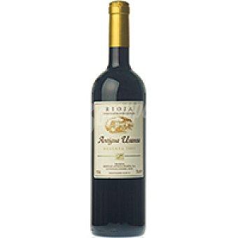 Antigua Usanza Vino Tinto Reserva Rioja Botella 75 cl