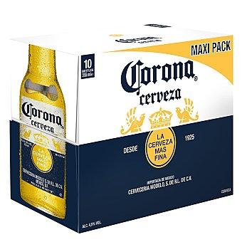 Corona Cerveza Pack 10 x 33.5 cl