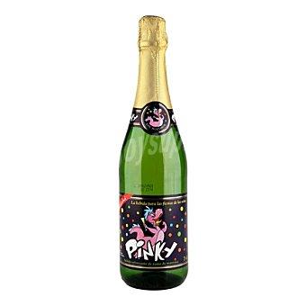 Pinky Bebida refrescante de zumo de manzana sin alcohol 75 cl
