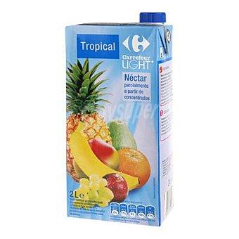 Carrefour Néctar tropical light 2 l