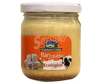 El Cantero de Letur Flan de queso, Ecológico,, 175 gramos