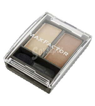 Max Factor Sombra de ojods duo colour perfection 470 star studded blck. 1 ud
