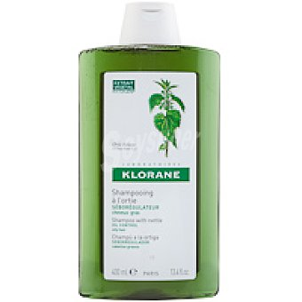 Klorane Champú de ortiga Bote 400 ml