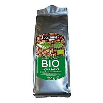 Oquendo Café en grano ecológico bio 250 g