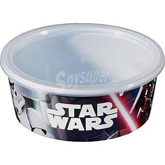 Star Wars Disney hermético redondo 0,5 L