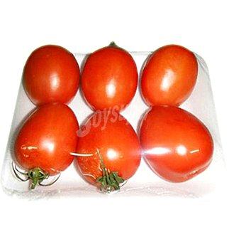 Tomate de pera en Bandeja de 6 unidades 700 g