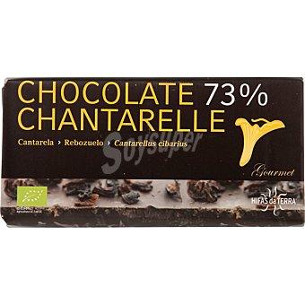 HIFAS DA TERRA chocolate con chantarelle caramelizada ecológico envase 100 g
