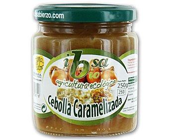Ibsa Cebolla caramelizada ecológica, 250 gramos