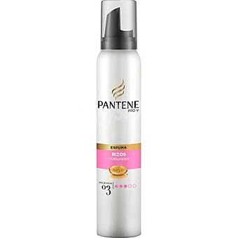 Pantene Pro-v Espuma rizos naturales nivel de fijación 03 Spray 250 ml