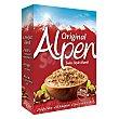 Muesli original 100% natural sin aceite de palma Paquete 625 g Alpen