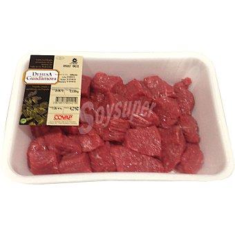 COVAP añojo carne mara (ragout) trocada para guisar pero aproximado bandeja 500 g