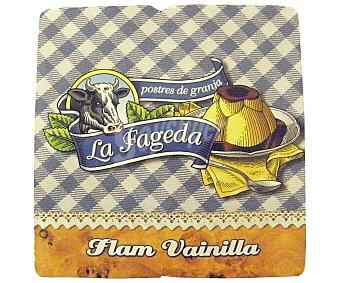 La Fageda Flan de vainilla Pack 4x110 g