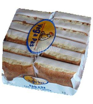 Vega Sobaos mantequilla 550 g