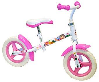 TOIMSA Bicicleta Infantil Dora la Exploradora sin Pedales, 10 Pulgadas 1 Unidad