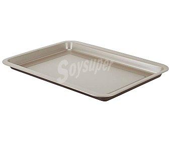 Actuel Bandeja de acero para horno, 26x37 centímetros, ACTUEL.