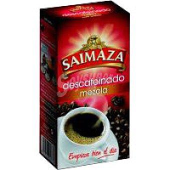 Saimaza Café Descafeinado Molido Mezcla Caja 250 g