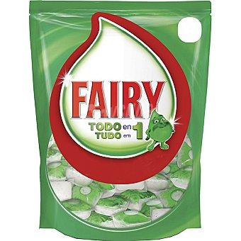 FAIRY Ultra Caps Detergente lavavajillas todo en 1 original envase 42 pastillas 1 envase 42 pastillas