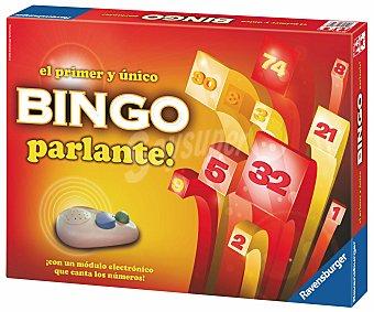 RAVENSBURGER Juego de Mesa Bingo Parlante 1 Unidad