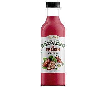 Collados Gazpacho de fresón de palos, recién elaborado y 100% natural 750 ml