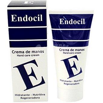 ENDOCIL Crema de manos hidratante nutritiva y regeneradora Tubo 100 ml