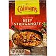 Salsa Stroganoff Sobre 40 g Colmans