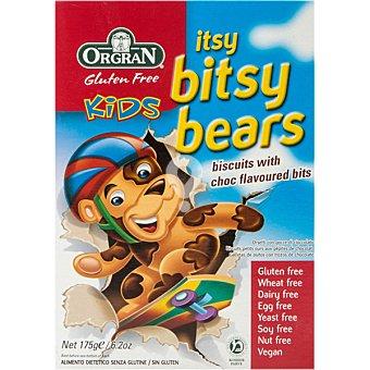 Galletas Itsy Bitsy Bears