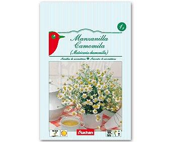 Auchan Semillas para plantar manzanilla Semillas Manzanilla
