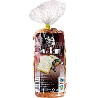 EL HORNO DE LEÑA pan de kamut biológico envase 300 g