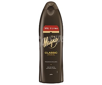 Magno Gel para baño o ducha con textura crema classic 1 l