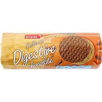 Aliada Galletas digestive con chocolate Estuche de 300 g