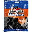 Blue Jeans pastillas de regaliz Bolsa 110 g Pingvin