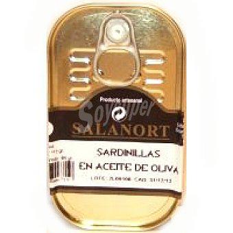 Gorrotxategi Sardinilla en aceite de oliva Lata 125 g