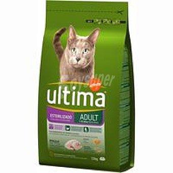 Ultima Affinity Gato estirilizado de pollo Saco 1,5 kg