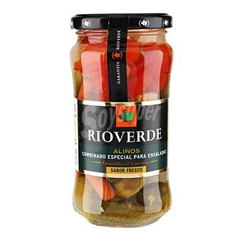 Rioverde Combinado encurtidos para ensaladas 180 g