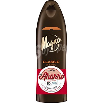 Magno Gel de baño Classic Pack 2 botella 550 ml