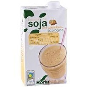 Bebida Soja Canela Limon SoriaNatural 1L